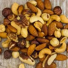 Roasted & Salted Mixed Nuts MAIN