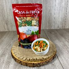 Rice Crackers with Peas Mix 18 oz LARGE