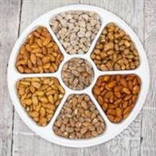Almonds Assorted Round 32 oz THUMBNAIL