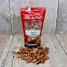 Butter Toffee Pecans 8 oz THUMBNAIL