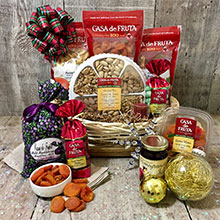 Christmas Cheer Basket THUMBNAIL