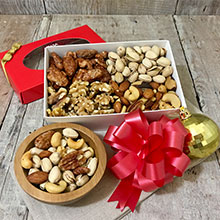 Gourmet Nuts Gift Box 12 oz LARGE