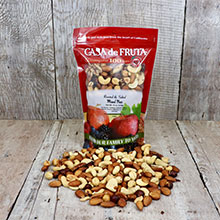 Roasted & Salted Mixed Nuts 18 oz LARGE