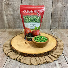 Fried Salted Green Peas 13 oz LARGE