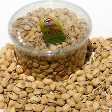 Pistachios Roasted & Salted Tub 29 oz
