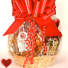 Cupid's Specialty Basket