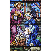 Greeting Card - Holy Family MAIN