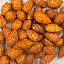 Chili Lemon Almonds THUMBNAIL