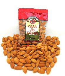 Raw Almonds 3 oz