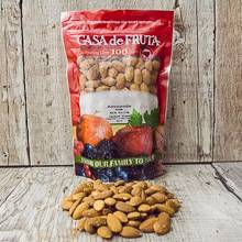 Raw Almonds 18 oz LARGE