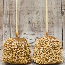 Caramel Apple with Peanuts Gift Pack