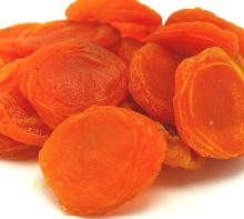 Extra Fancy Apricots