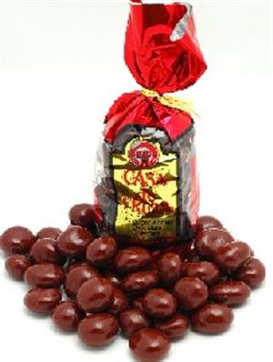 Chocolate Cherries - No Sugar Added 8 oz LARGE