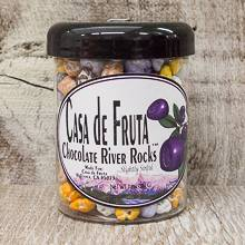 Casa de Fruta Chocolate River Rocks 7.2 oz