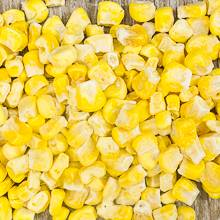 Freeze-Dried Super Sweet Corn
