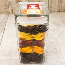Fancy Fruit Mix Jar 56 oz