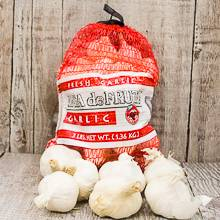 Casa de Fruta Fresh Garlic - 3 lbs.