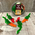 Gummi Crocodiles Tub 10 oz