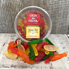 Gummi Fish Tub 10 oz