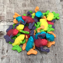 Gummi Rainforest Frogs