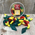 Gummi Snakes Tub 3 Each