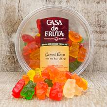 Gummi Bears Tub 10 oz LARGE