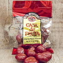Pastel Chocolate Cherries 3 oz