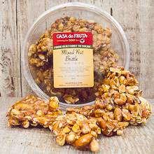 Mixed Nut Brittle Tub 22 oz