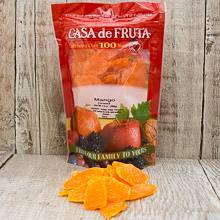 Mango Dried Sliced 13 oz