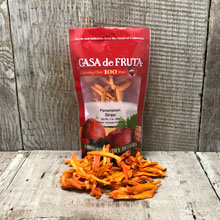 Dried Persimmon Strips 2 oz