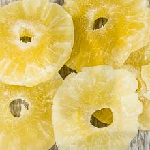 Pineapple Rings Natural (Low Sugar, No Sulphur)_MAIN