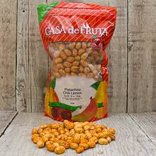 Chili Lemon Pistachios 28 oz LARGE