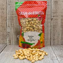 Pistachios Garlic 28 oz LARGE
