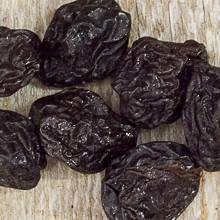 Prunes Black French Pitted 30/40