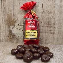 Dark Chocolate Razzcherries 8 oz