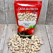 Pistachios Roasted & Salted 14 oz THUMBNAIL