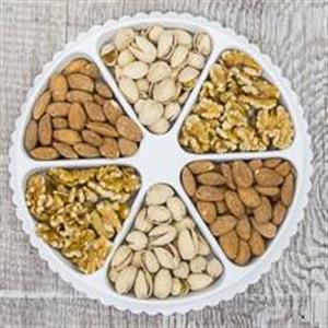 Assorted R/S Nuts Tray 9 oz LARGE