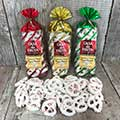 Yogurt Pretzels Peppermint-Topped 5 oz