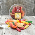 Sour Gummi  Worms Tub 10 oz