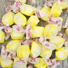Lemon Meringue Taffy