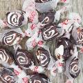 Licorice Swirl Taffy