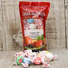Salt Water Taffy 6 oz LARGE