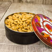 Roasted/Salted Cashews Tin 32 oz