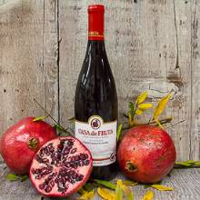 Pomegranate Wine LARGE
