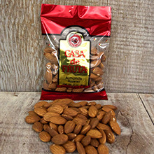 Roasted Almonds 3 oz