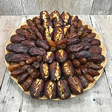 Dates Delight Tray 48 oz LARGE