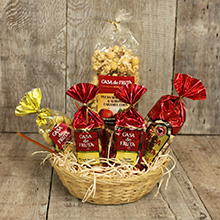 Deluxe Collection Gift Basket