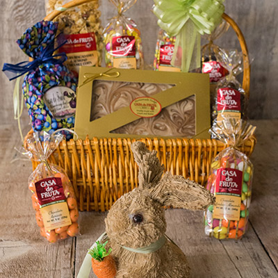 Big Bunny Basket 100 oz