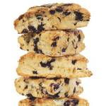 Blueberry Scones THUMBNAIL