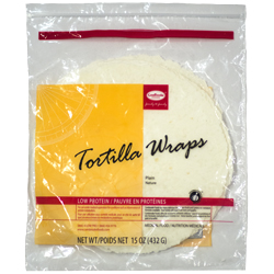 Tortilla Wraps MAIN